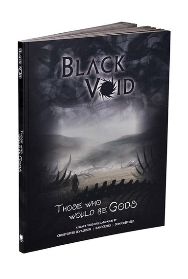 Black Void: Those Who Would Be Gods - Modiphius Entertainment