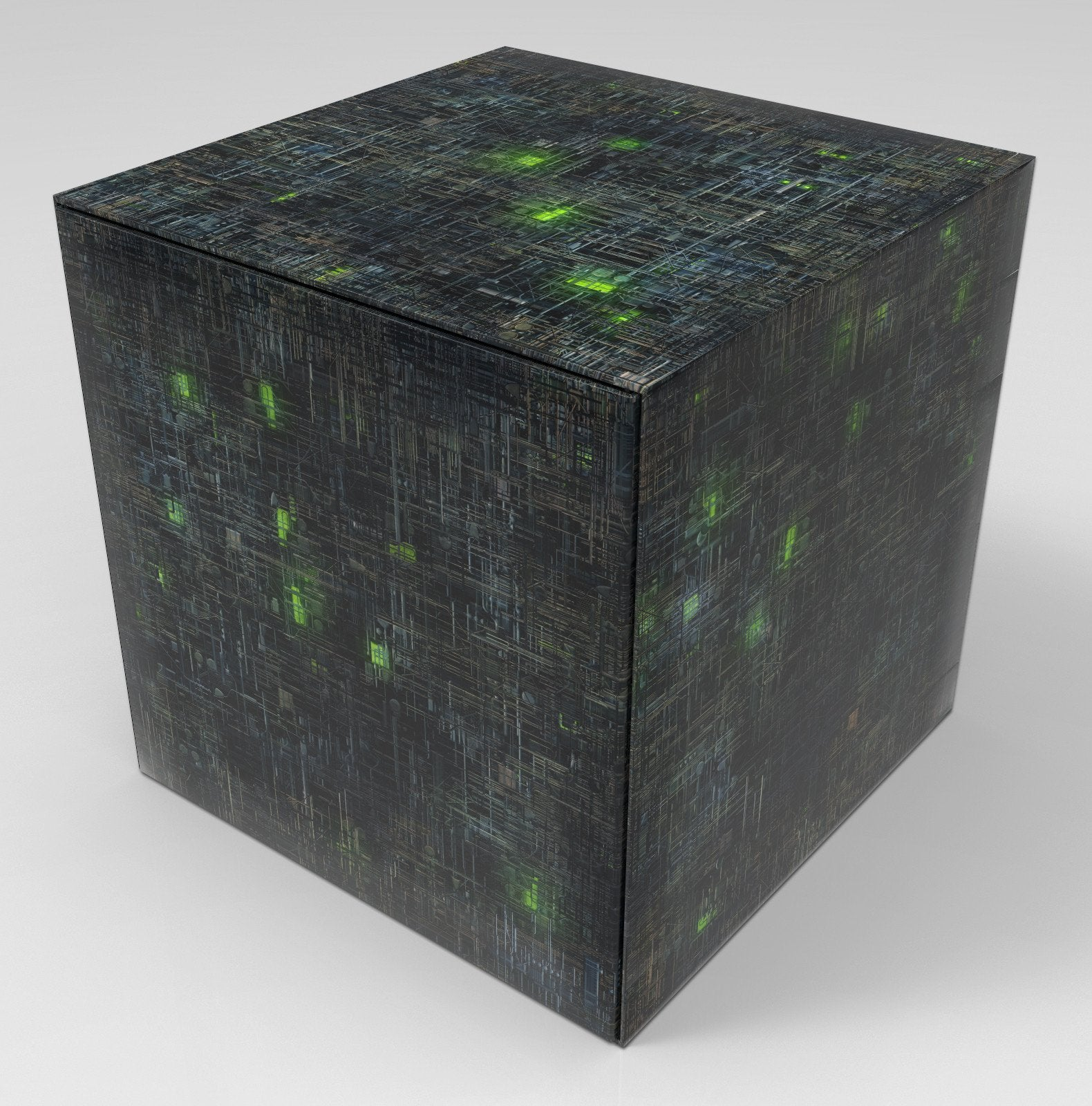 die borg explosions cubes - photo #33