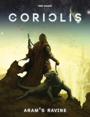 Coriolis: Aram's Ravine - PDF - Modiphius Entertainment