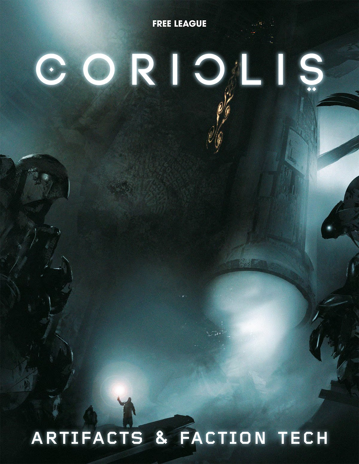 Coriols: Artifacts & Faction Tech - PDF