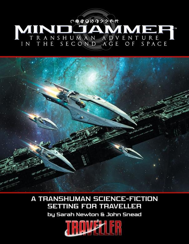 (For Traveller) Mindjammer—Transhuman Adventure in the Second Age of Space - PDF