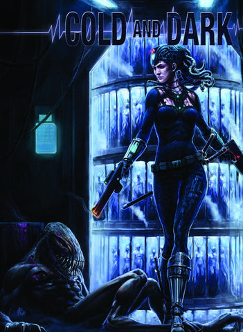 Cold and Dark Core Rulebook - Modiphius Entertainment