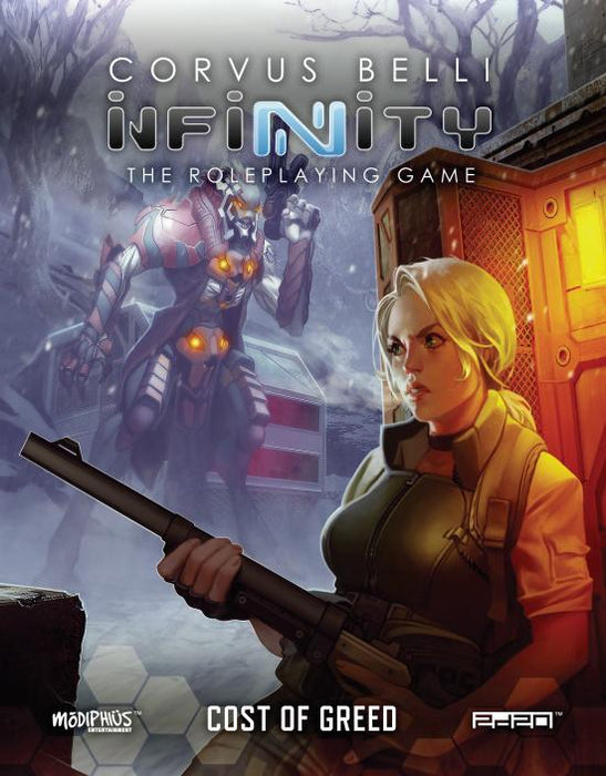 Infinity: Cost of Greed - PDF