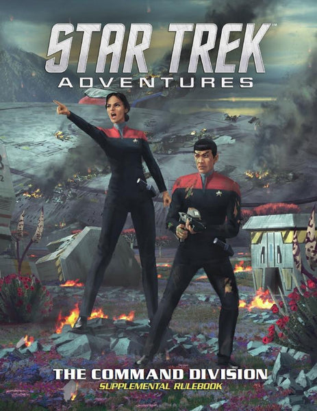 Star Trek Adventures: Division supplements bundle