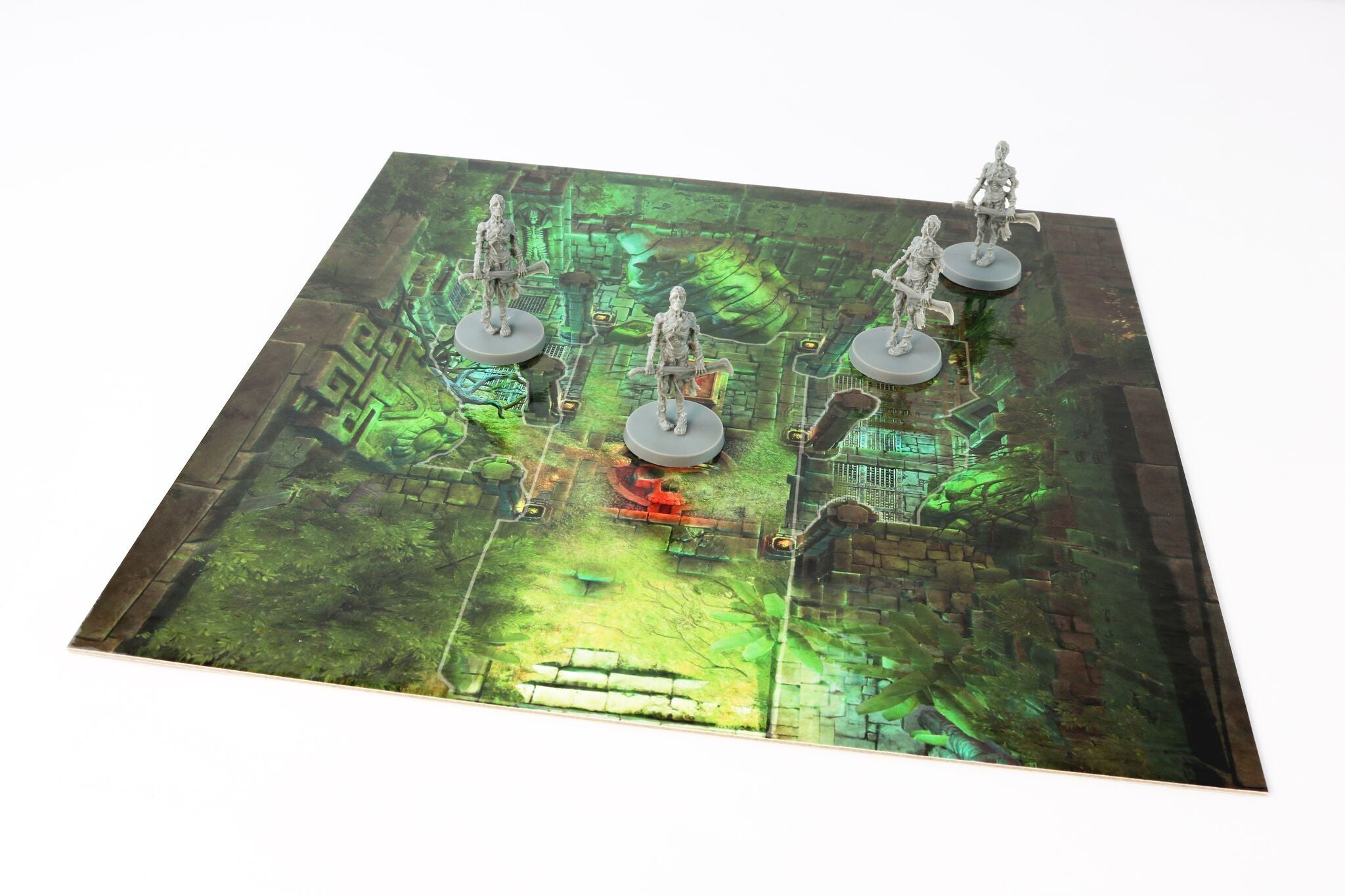 Conan: Dens of Iniquity & Streets of Terror Geomorphic Tile Set - PDF