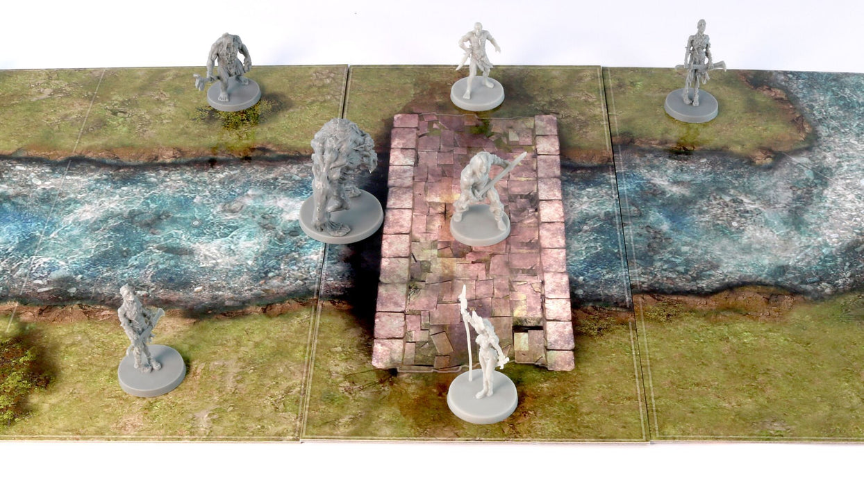 Conan: Fields of Glory & Thrilling Encounters Geomorphic Tile Set - PDF