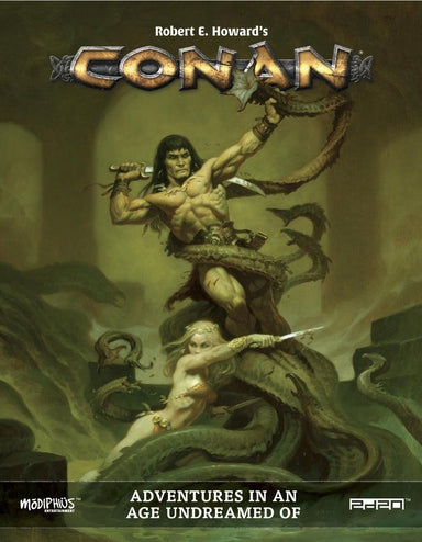 Conan Starter Bundle - Modiphius Entertainment
