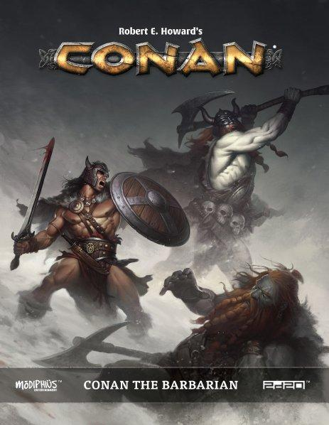 Image result for conan the barbarian+rpg