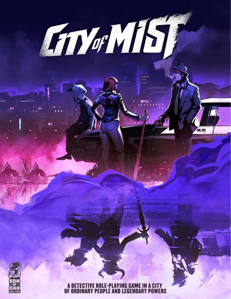 City of Mist core book - PDF
