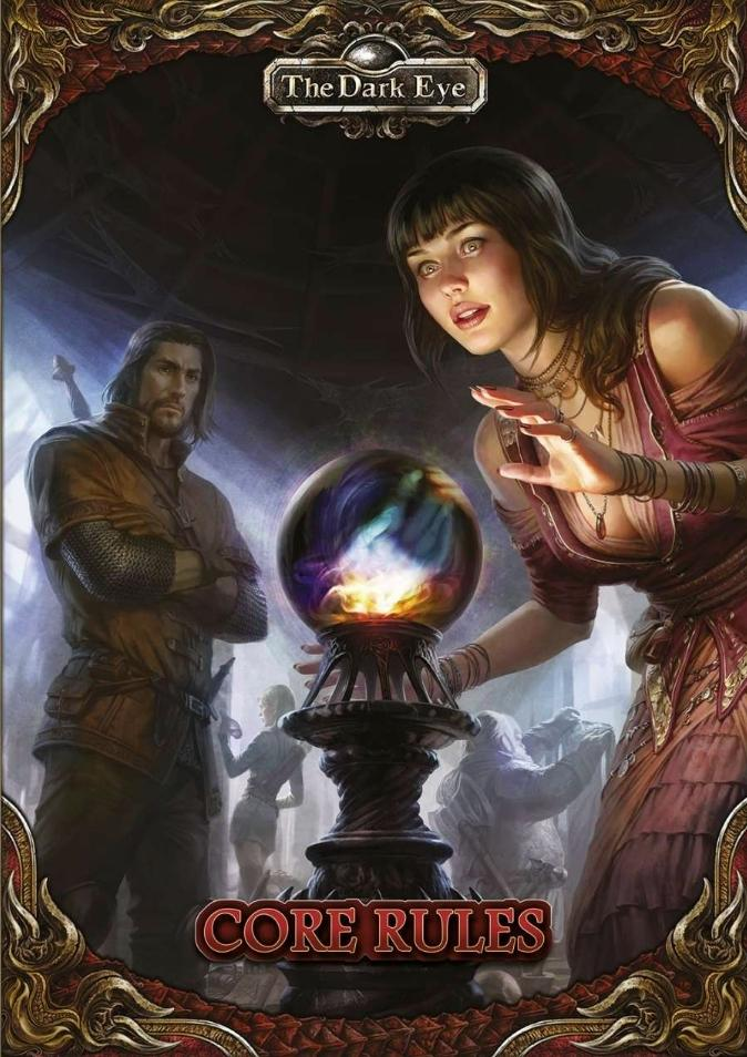 The Dark Eye - Core Rules Digest - Size