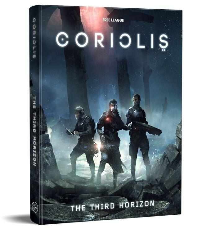 Coriolis: The Third Horizon Hardback RPG -  Modiphius Entertainment