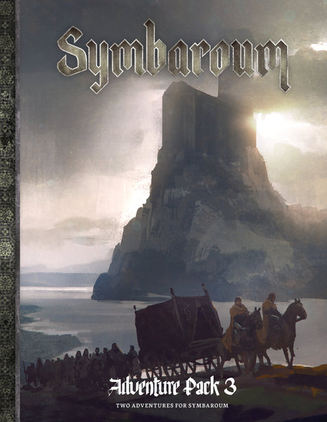 Symbaroum: Adventure Pack 3 - PDF