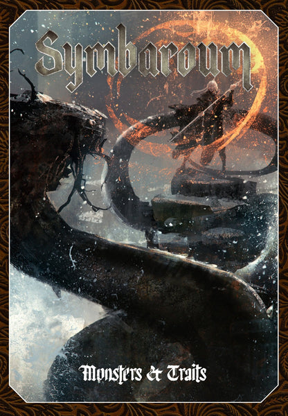 Symbaroum: Monster and Trait Cards