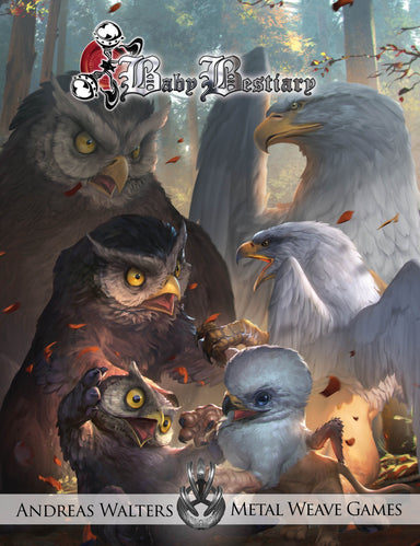 Baby Bestiary: Volume 1 - Modiphius Entertainment