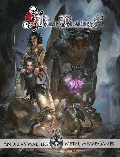 Baby Bestiary Volume 2 - PDF - Modiphius Entertainment