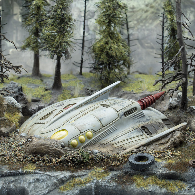 Fallout: Wasteland Warfare - Terrain Expansion: Crashed UFO
