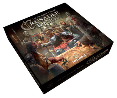 Crusader Kings The Board Game - Core Set