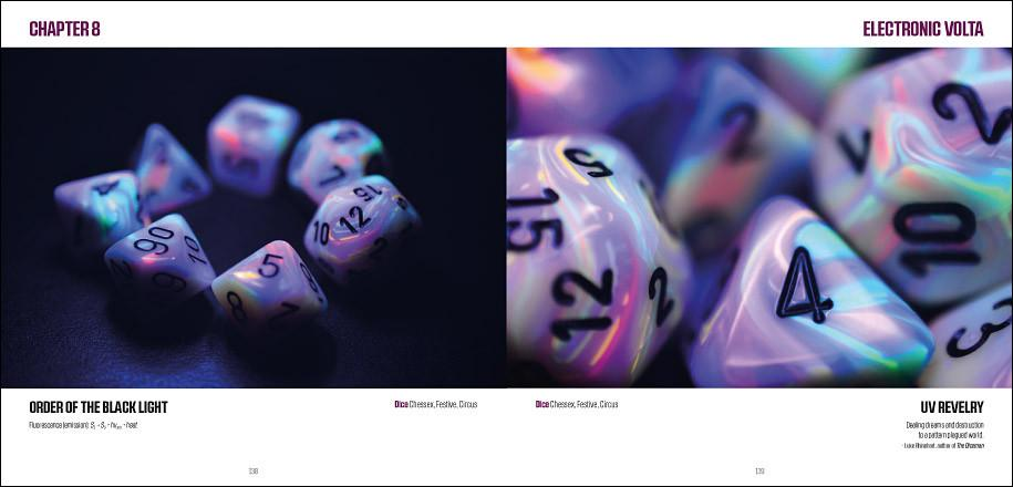 DICE - Rendezvous with Randomness - Modiphius Entertainment