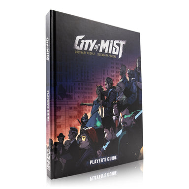 City of Mist: Player's Guide - Modiphius Entertainment