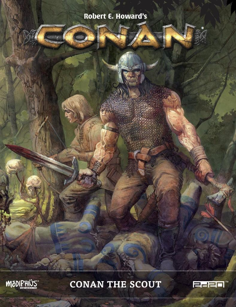 Conan The Scout