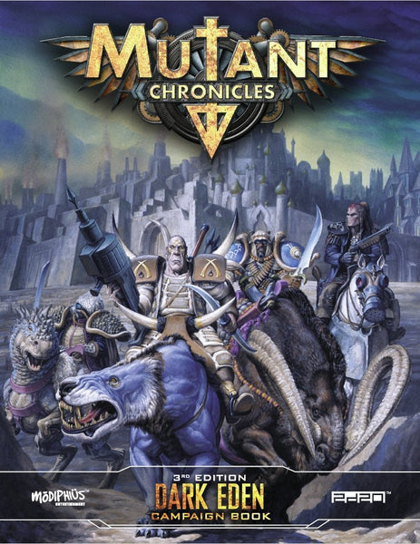 Mutant Chronicles: Dark Eden Campaign - PDF
