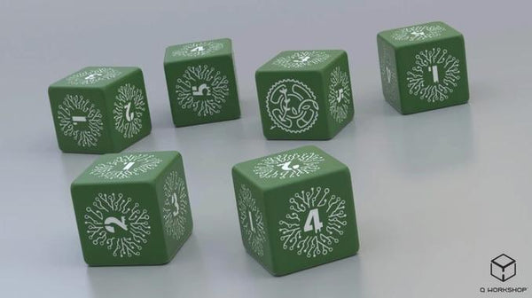 Legacy: Life Among the Ruins - Roleplaying Dice Set