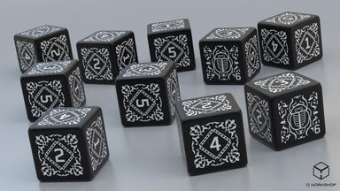 Coriolis Dice Set - Modiphius Entertainment