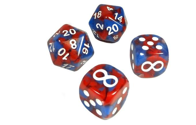 TORG Eternity: Dice Set - Modiphius Entertainment