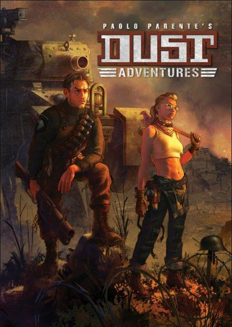 Dust Adventures and Operation Apocalypse bundle - Modiphius Entertainment