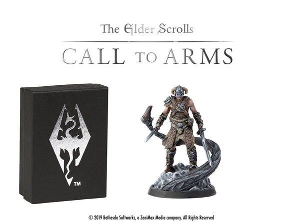 Elder Scrolls: Call To Arms - Dragonborn Triumphant JULY DELIVERY