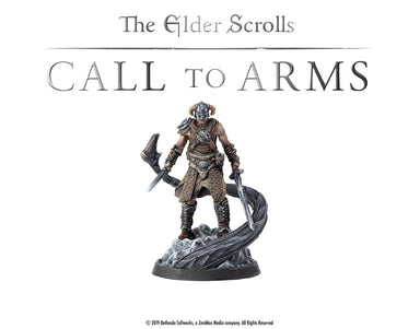 Elder Scrolls: Call To Arms - Dragonborn Triumphant - Modiphius Entertainment