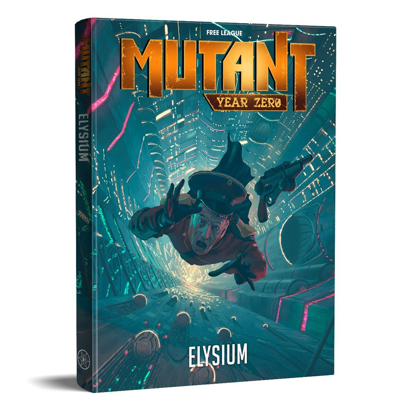 Mutant: Elysium Print & PDF - Modiphius Entertainment