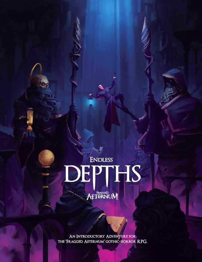 Fragged Aeternum Adventure - Endless Depths