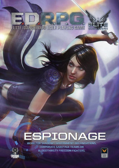 Elite Dangerous RPG - Espionage Sourcebook