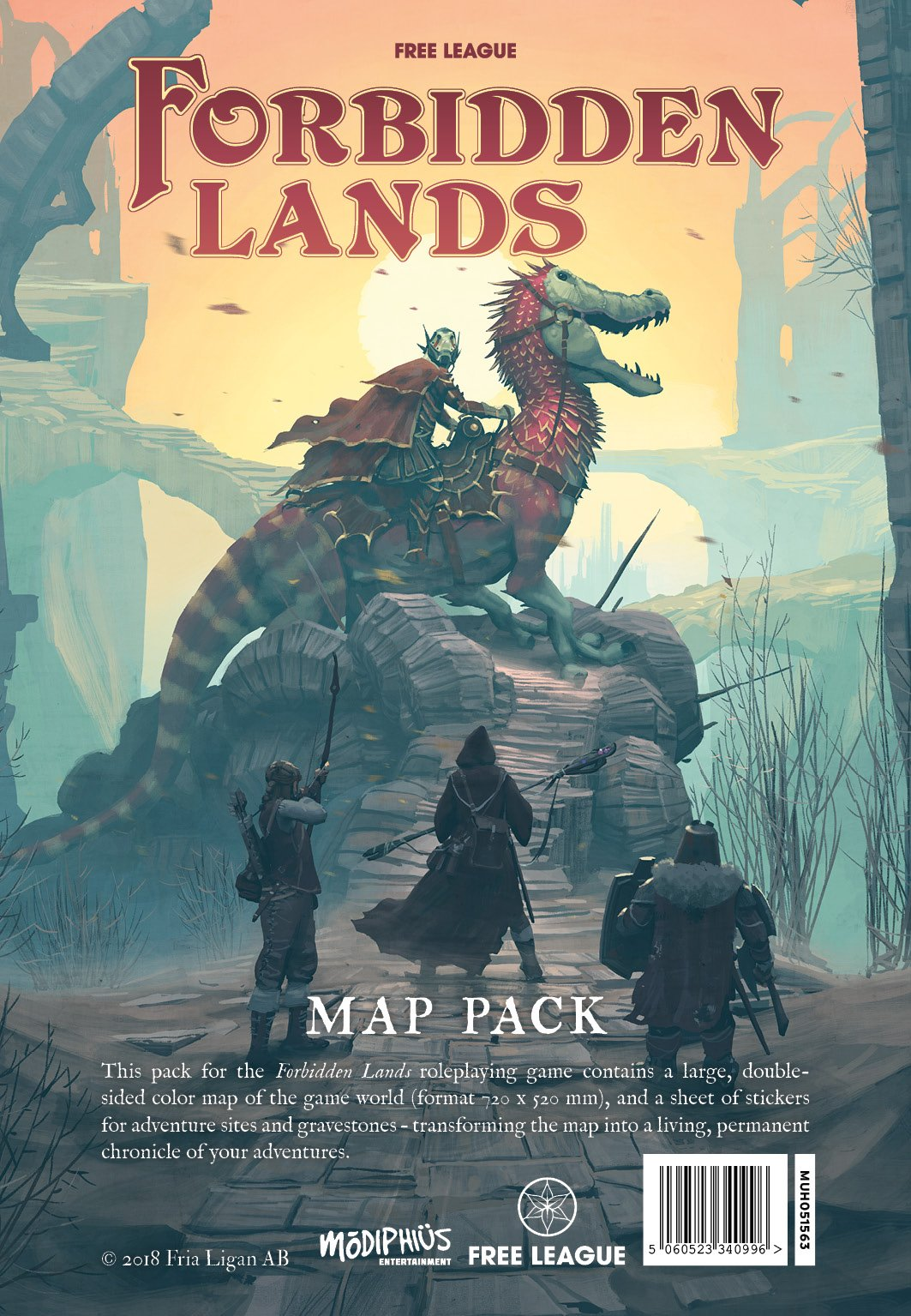 Forbidden Lands Bundle