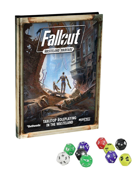 Fallout: Wasteland Warfare - RPG - Wanderer's Bundle