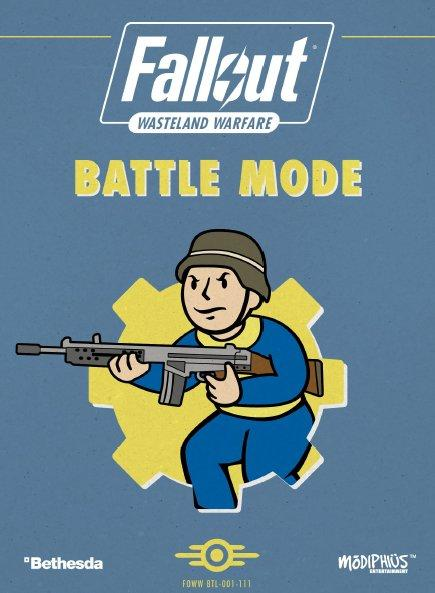 Fallout Wasteland Warfare: Battle Mode & Force Lists (Free)