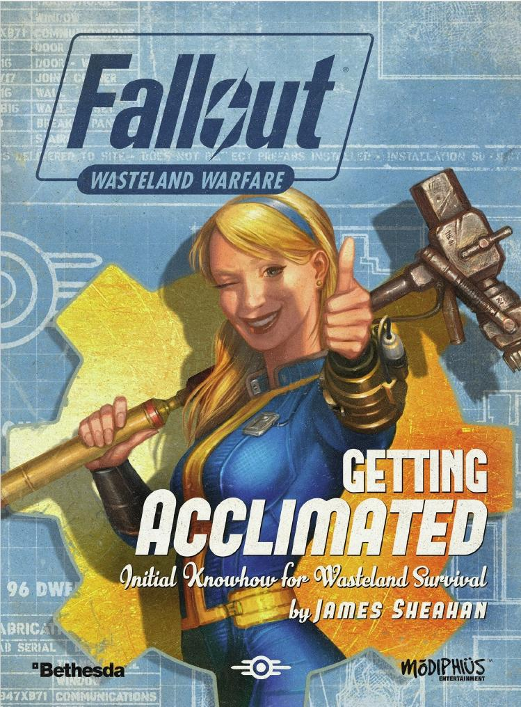 Fallout: Wasteland Warfare – Getting Acclimated - PDF