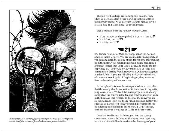 Freeway Warrior 1 - Highway Holocaust - Modiphius Entertainment