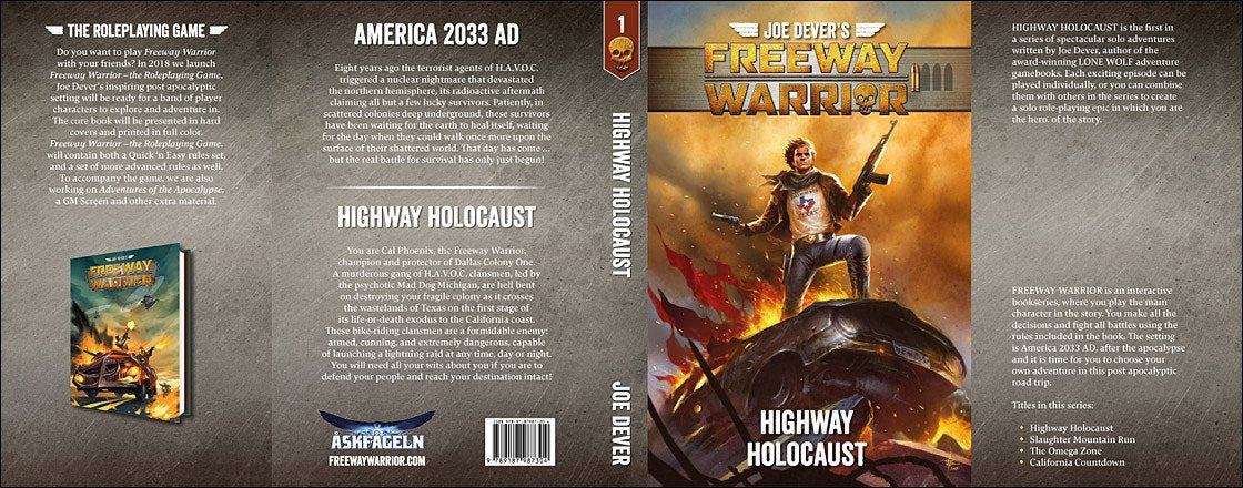 Freeway Warrior 1 - Highway Holocaust