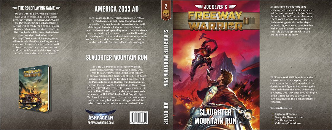 Freeway Warrior 2 - Slaughter Mountain Run