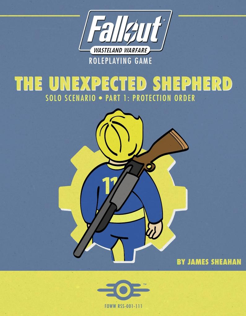 Fallout: Wasteland Warfare RPG – The Unexpected Shepherd Part 1- PDF