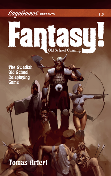 Fantasy! - Old School Gaming - PDF