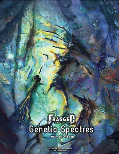 Fragged Empire: Adventure #2 Genetic Spectres - PDF