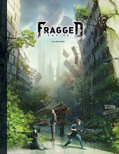 Fragged Empire Core Book - Modiphius Entertainment