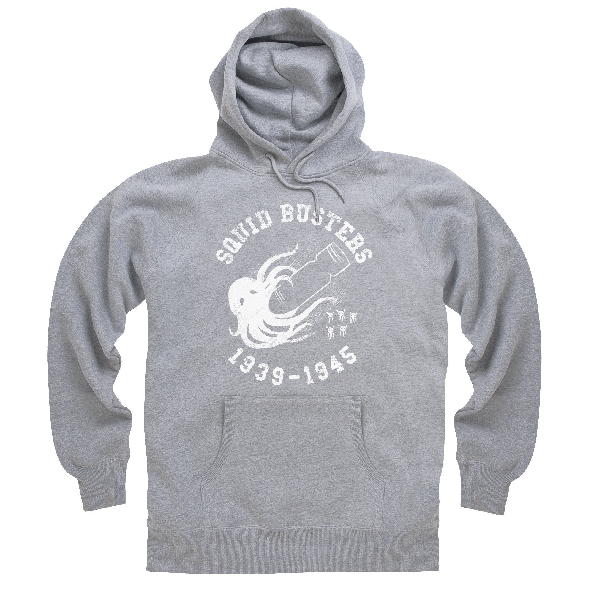 Achtung! Cthulhu: Squid Buster hoodie