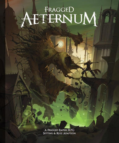 Fragged Aeternum - Modiphius Entertainment