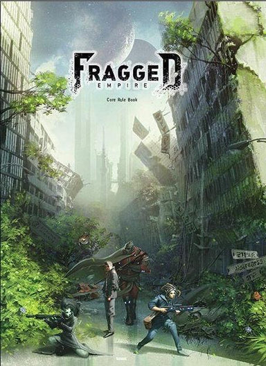 Fragged Empire Collection - Modiphius Entertainment