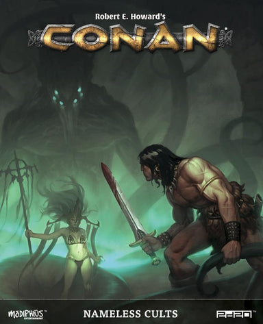 Conan: Wave 2 Supplement Book Bundle