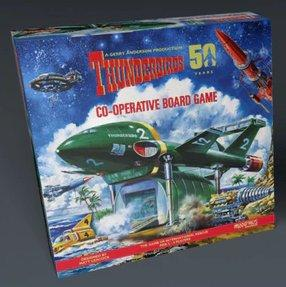 Thunderbirds Co-operative Board Game PLUS All three expansions: Tracy Island, Above & Beyond, The Hood - Modiphius Entertainment